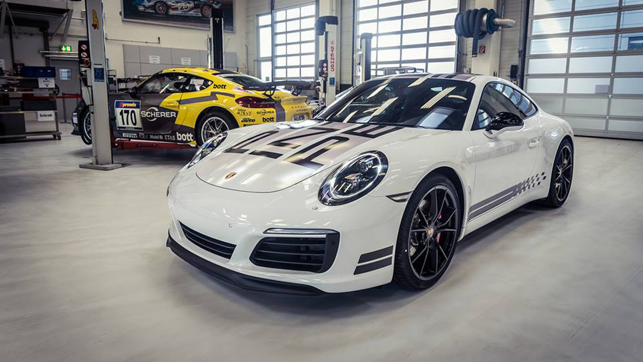 Endurance Racing Edition Adds Race Inspired Graphics To 911