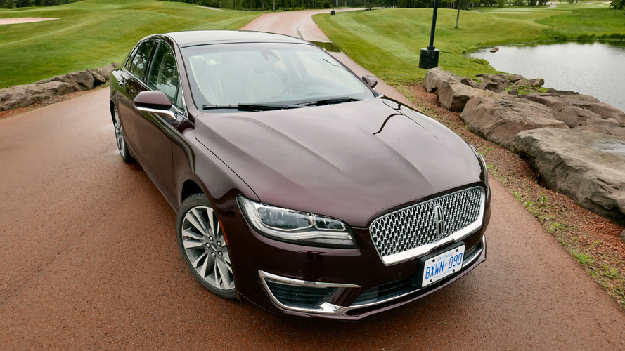 2017 Lincoln MKZ and MKZ Hybrid: First Drive