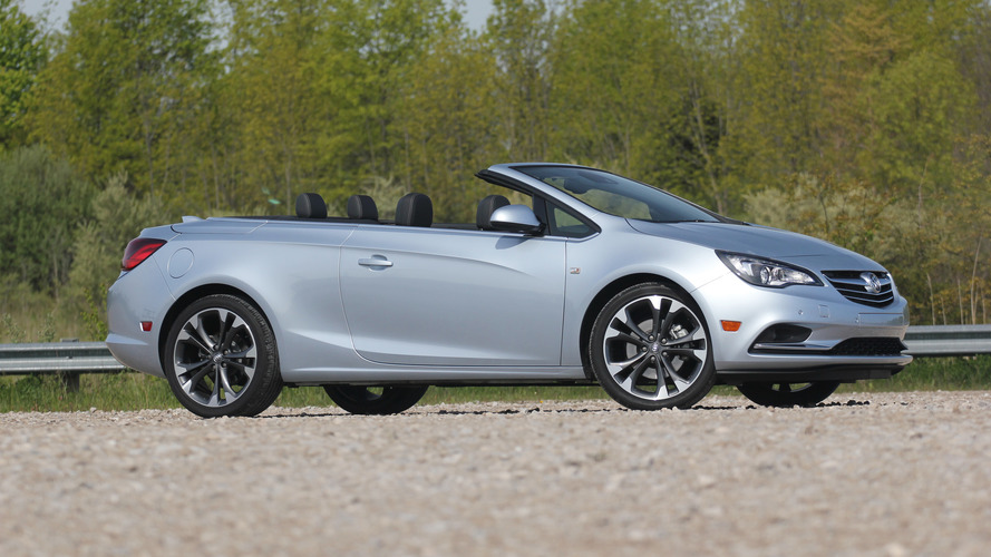 2016 Buick Cascada Review, brings the goods from overseas