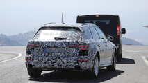 2016 Audi A4 allroad quattro spy photo