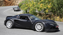 2017 Alpine test mule spied inside and out; seems to be a plug-in hybrid