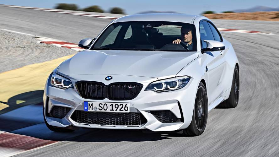 Start Saving: BMW M2 Competition Starts At $58,900