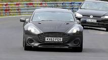 Aston Martin Rapide AMR Spy Photos