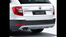 Skoda Superb Wagon restyling, pacchetto Outdoor