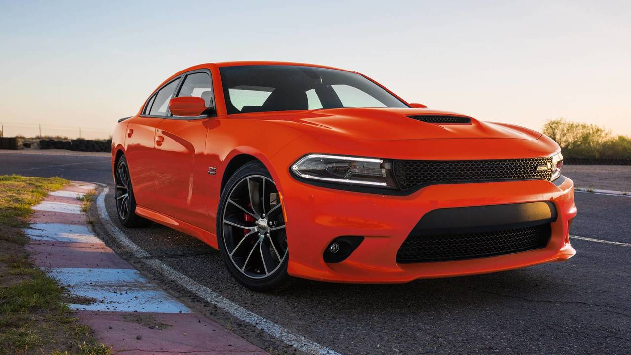 5. Dodge Charger