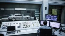 Mercedes-AMG GT Coupe Wind Tunnel Testing