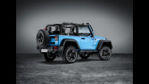 Jeep Wrangler Mopar One, 4x4 con stile
