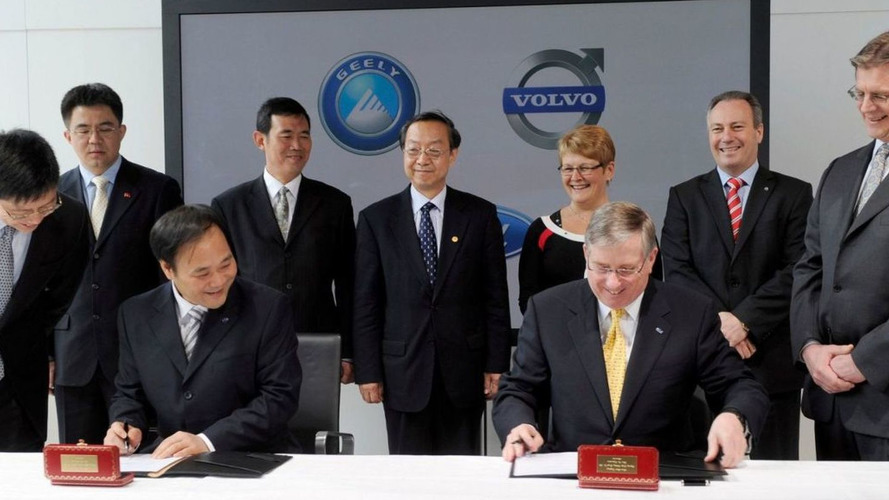 Geely consummates Volvo purchase from Ford; Jacoby named CEO