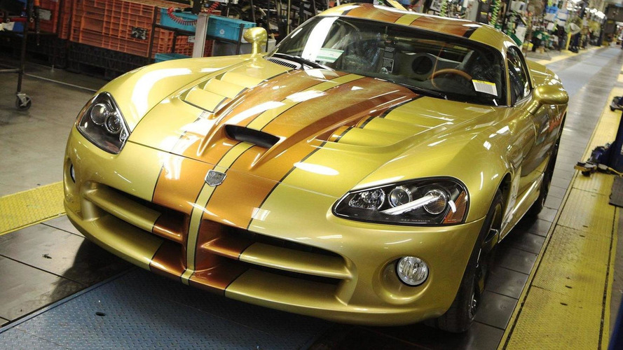 Dodge boss confirms Viper resurrection in 2013