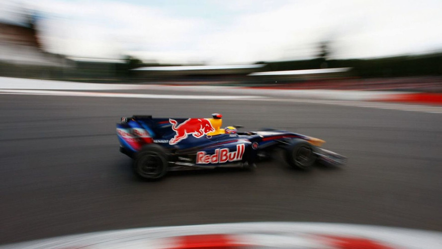 Webber's changed engine did not fail - Horner