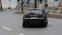 2010 BMW 5-Series Touring spy photo
