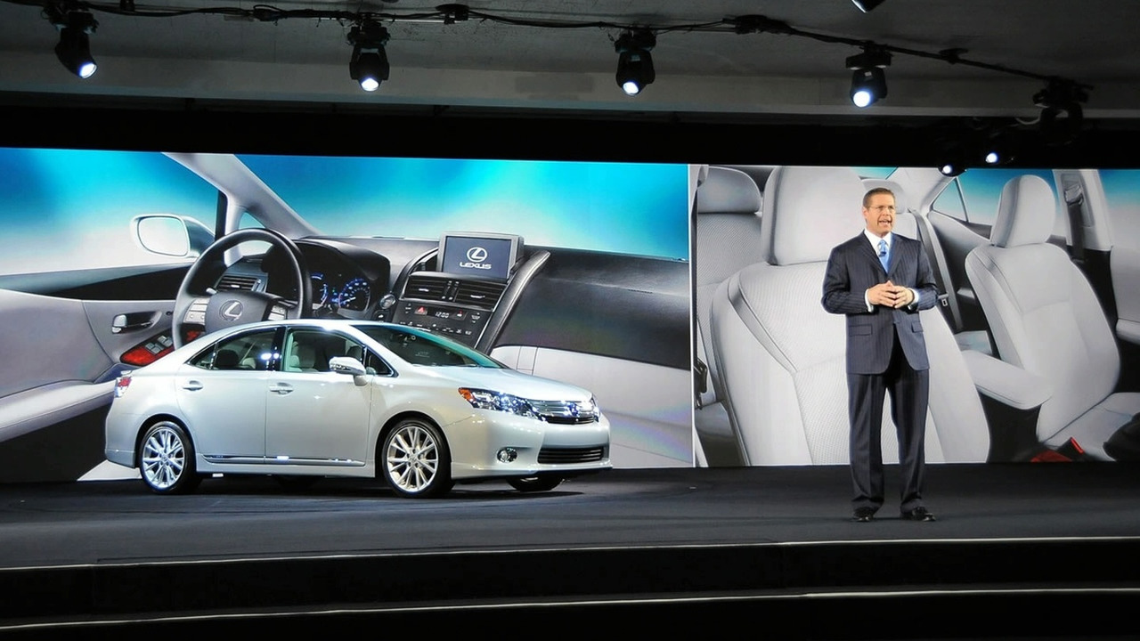 Lexus recalls 18k examples of hs 250h for hybrid short circuit for Toyota motor north america inc plano texas
