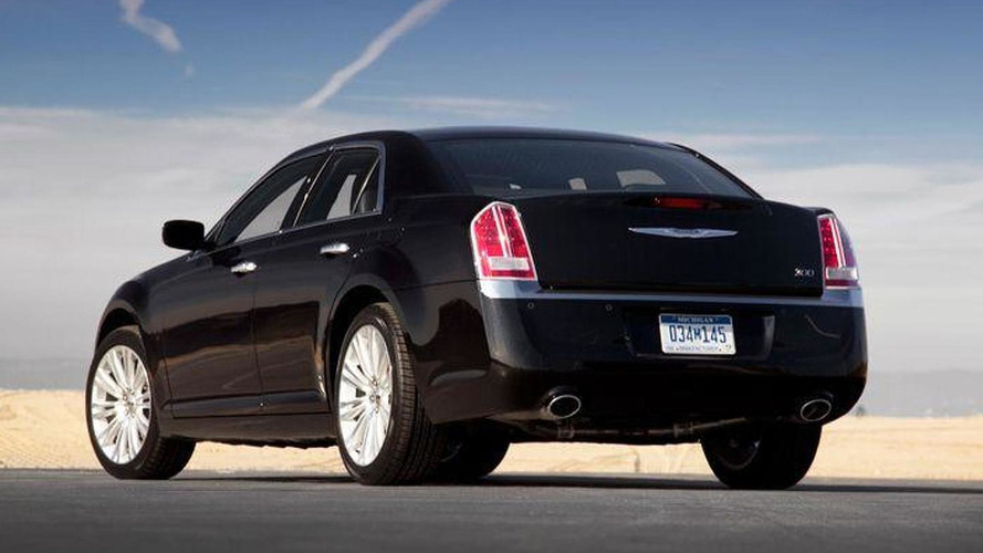 2011 Chrysler 300 revealed