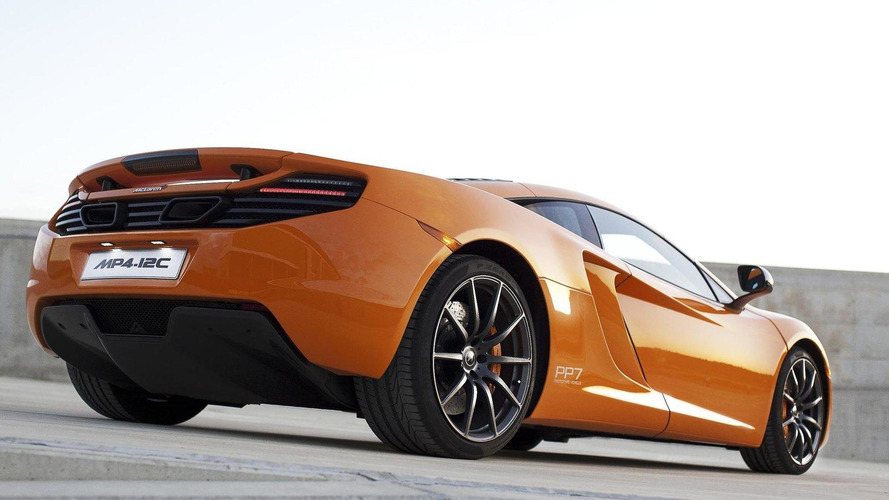 McLaren to launch a new car every year - report