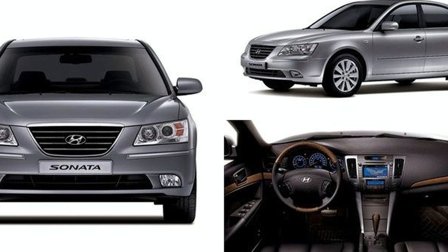 Hyundai Sonata Facelift Launched (KR)