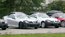 Mercedes SLK AMG Facelift