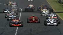 Even without FOTA, 2010 grid already full