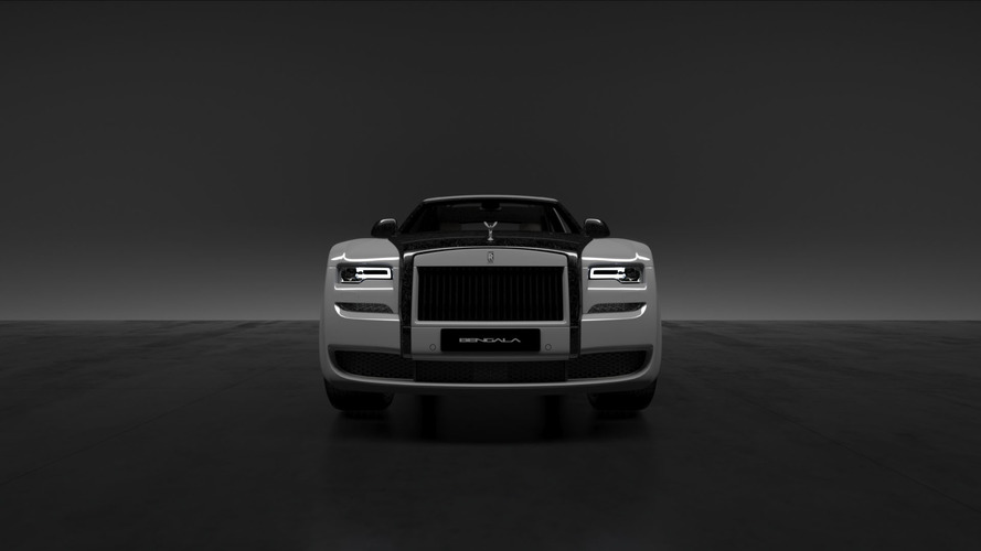 Rolls-Royce Forged Carbone