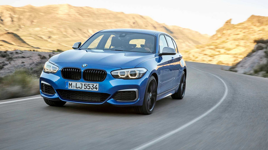 BMW Serie 1 2017, con nuevas series especiales Shadow