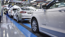Ford Fusion Hybrid Production
