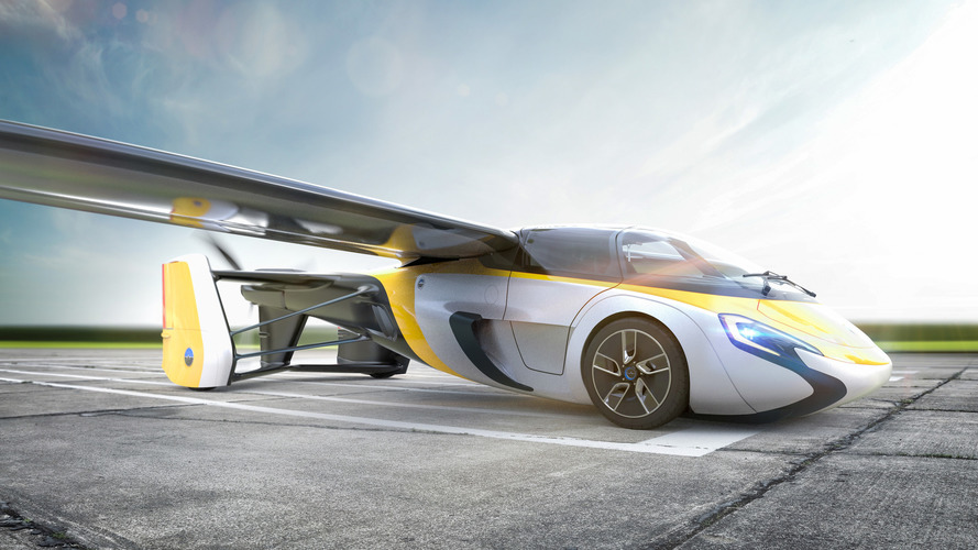 AeroMobil's Updated Flying Car Will Land In Monaco