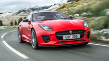 2018 Jaguar F-Type four-cylinder