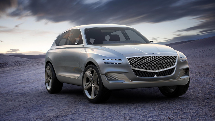 Genesis Planning Third SUV Model Due 2021