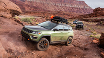 Jeep Compass Trailpass at 2017 Easter Jeep Safari
