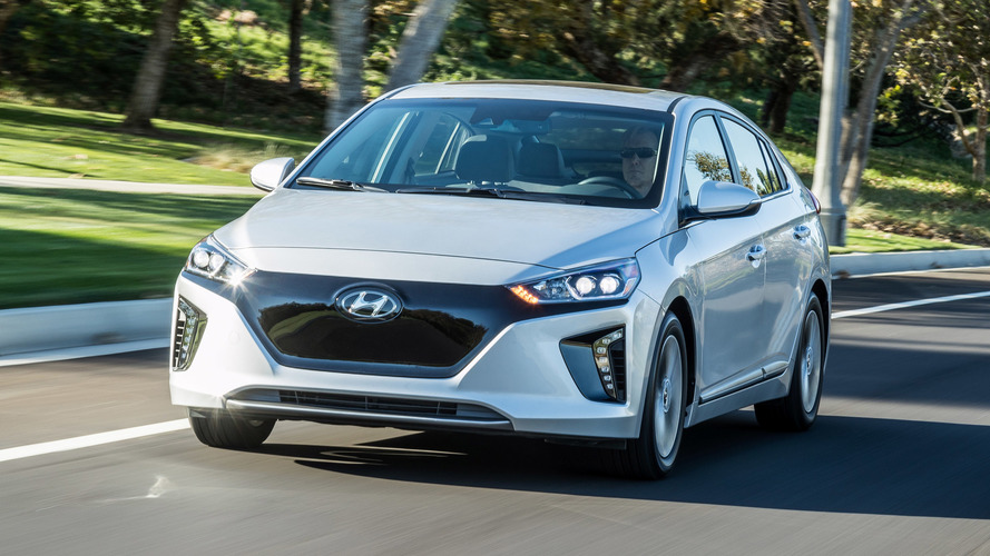 Hyundai Ioniq EV Has No Up-Front Costs To Lease In California