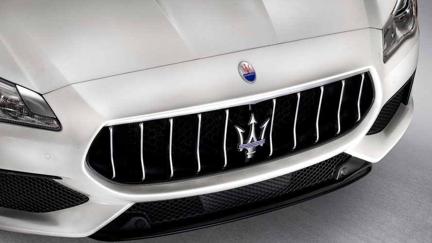 Maserati Quattroporte GranSport at 2017 CIAS