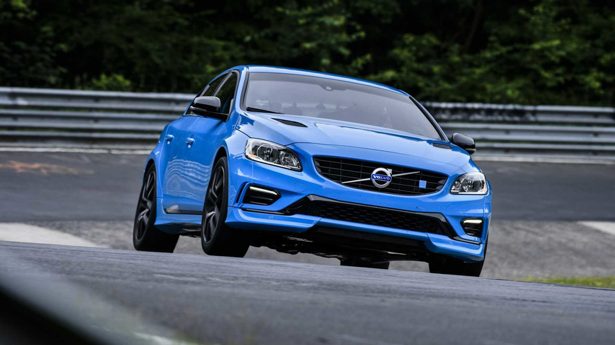 Volvo S60 Polestar Nurburgring Record Kept Secret For A Year