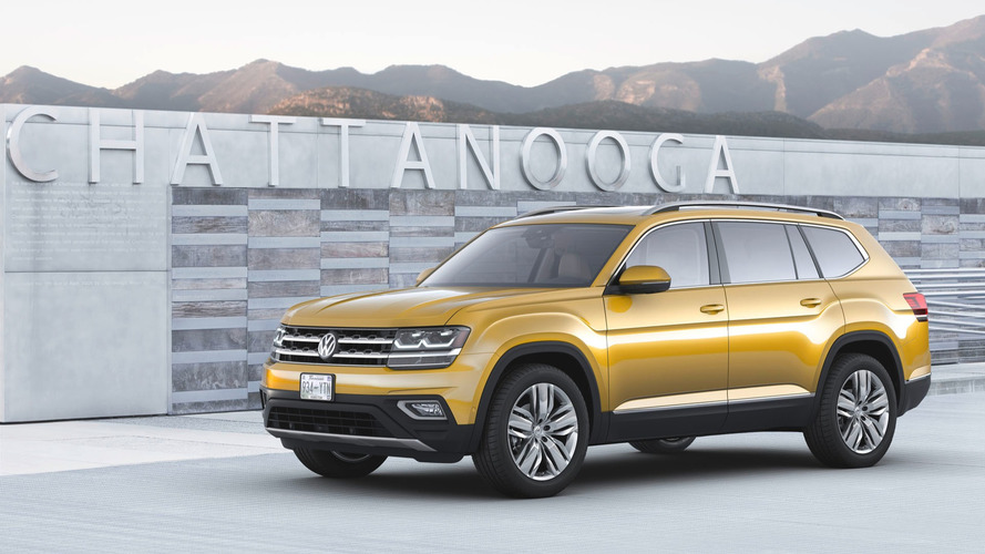 VW Atlas, Tiguan SUVs Getting Two-Row Versions For The U.S.