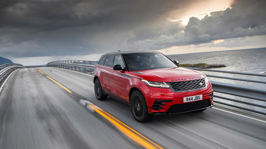 2017 Range Rover Velar review: Expensive but impressive
