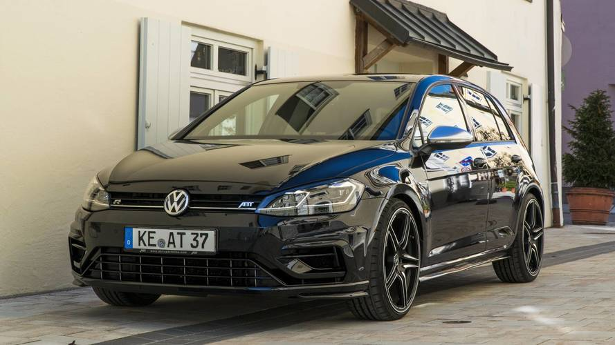 VW Golf 7 R par ABT Sportsline
