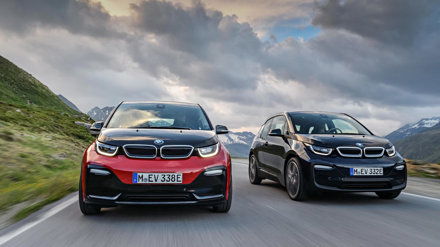 See The 2018 BMW i3 And i3s In Official Videos