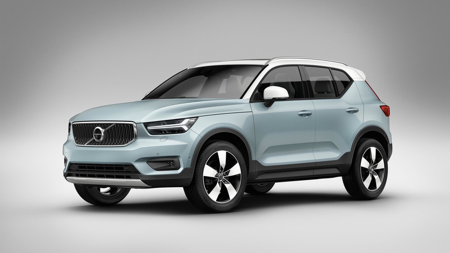 Volvo To Boost XC40 Production To Keep Up With Strong Demand