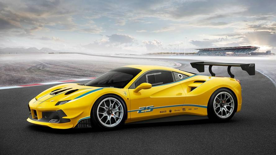 First Autosport International Ferrari announced for 70th tribute