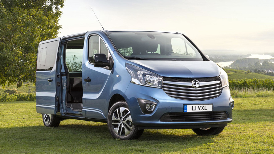 Vauxhall's Luton plant saved by French vans