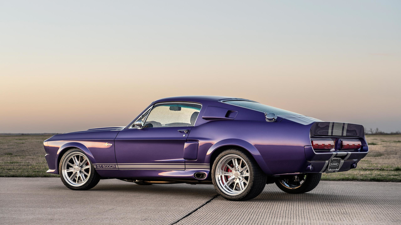 Get 20 000 Off This Shelby Mustang Restomod For Cyber Monday