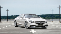 Mercedes-Benz S63 AMG Coupe by Voltage Design