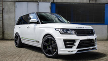 Range Rover gets CLR SR body kit from Lumma Design