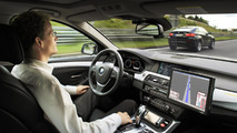 BMW to showcase autonomous driving technology at CES