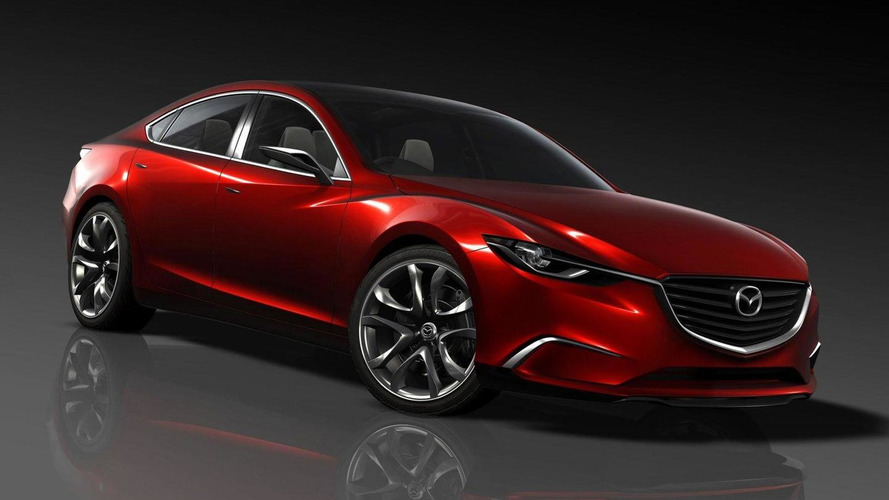 Mazda i-ELOOP regenerative braking system announced