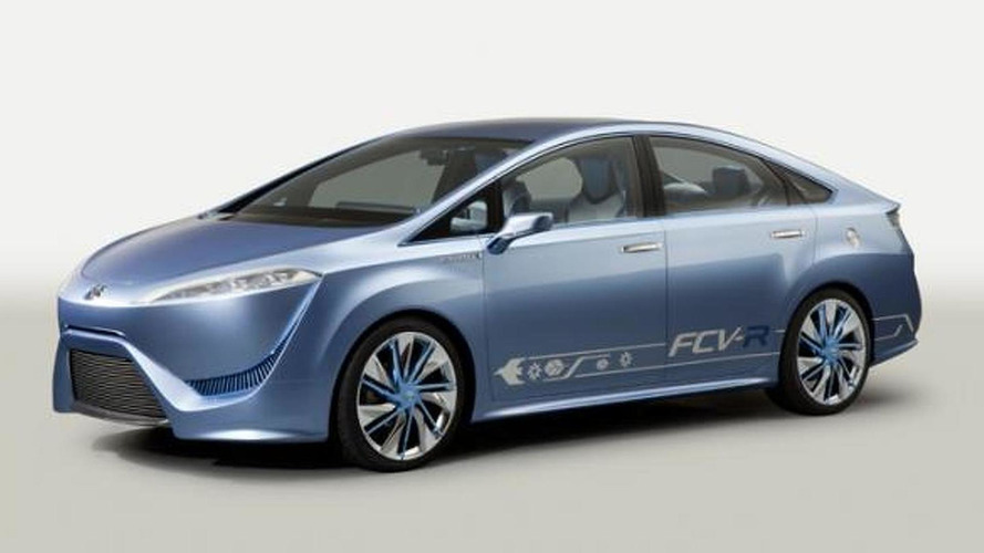 2015 Toyota hydrogen vehicle to have 136 HP - report