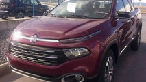 How does the Fiat Toro look in real life?