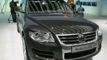 VW Touareg BlueTDI Revealed