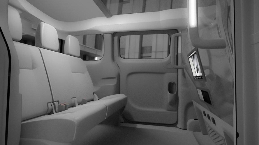 Nissan NV200 selected as exclusive NYC taxi vehicle [video]