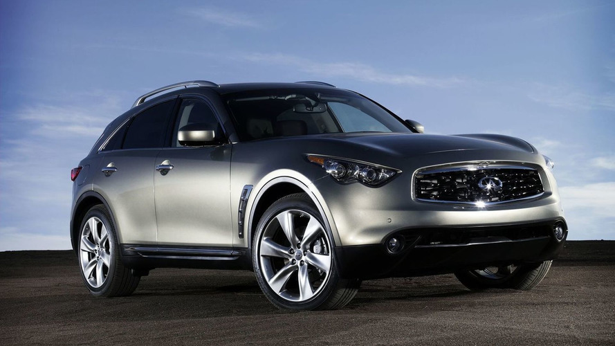 Daimler & Infiniti developing a new platform, will spawn four models - report