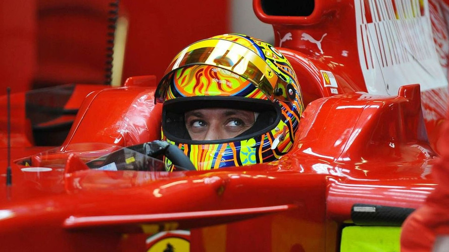 Rossi's Ferrari test in doubt