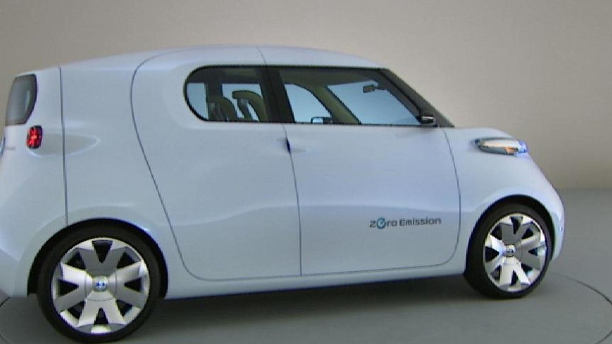 Nissan Townpod Concept revealed [video]